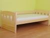 Jednolůžková postel Melánie