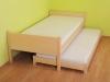 Jednolůžková postel Pavla