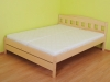 Manželská postel Odeta