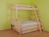Patrová postel Eliška Plus