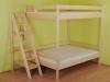 Patrová postel Jakub s policemi
