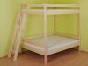 Patrová postel Jakub se žebříkem