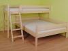 Trojlůžková patrová postel Elena