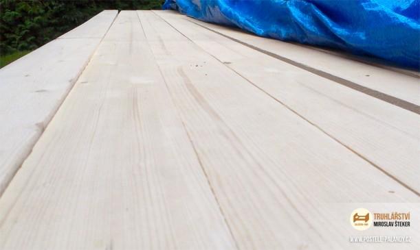 Smrkové dřevo