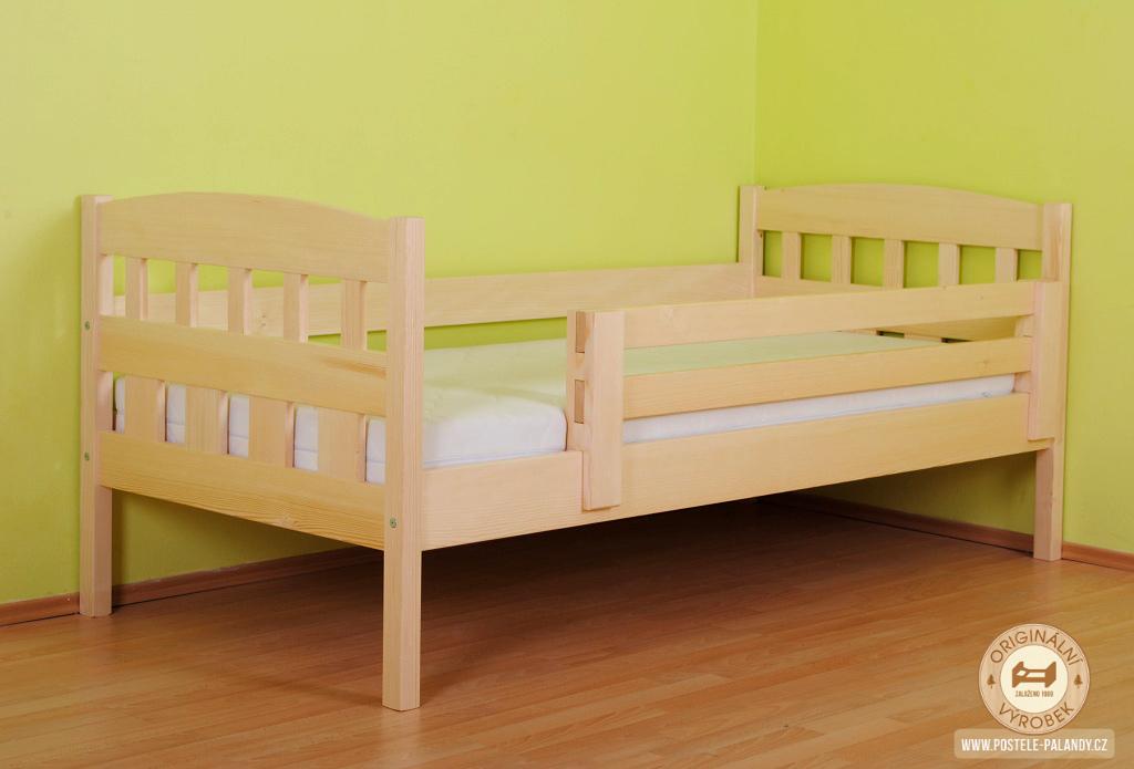 Jednolůžková postel Dorka