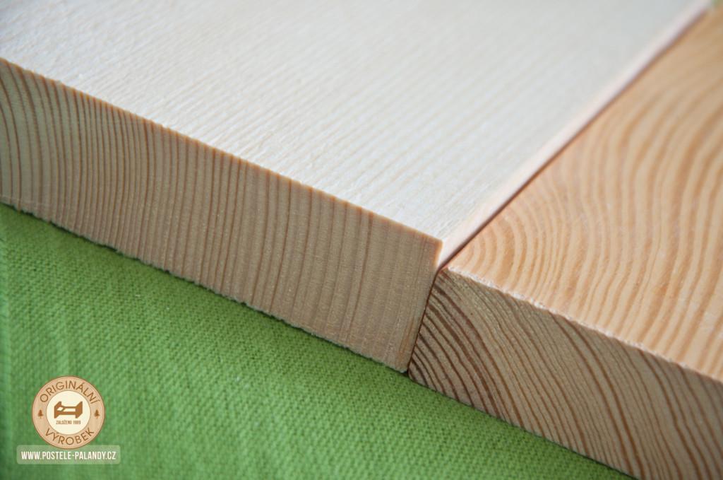 Rozdíl tloušťky materiálu 2 mm
